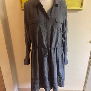 Banana republic heritage collection shirt dress